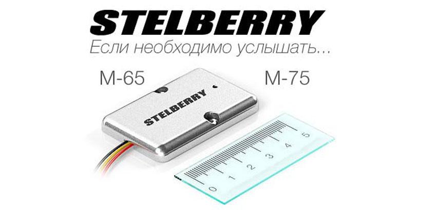 Новые микрофоны от Stelberry